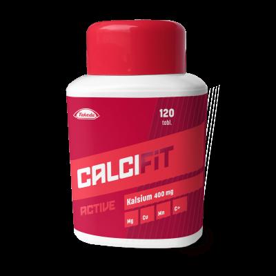 Calcifit Active 400mg 120 tabl