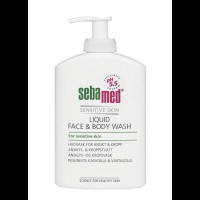 SEBAMED FACE & BODY WASH PUMPPUPULLO 300 ml