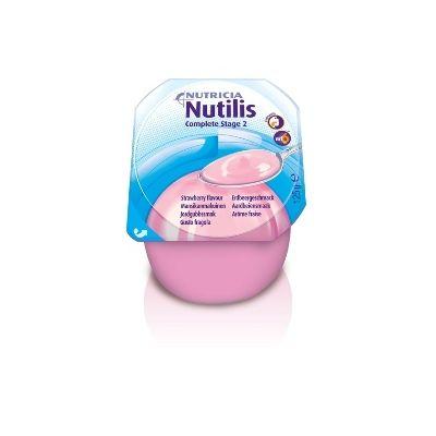 NUTILIS COMPLETE STAGE 2 MANSIKKA 4x125 G