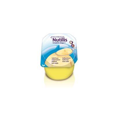 NUTILIS COMPLETE STAGE 2 VANILJA 4x125 G
