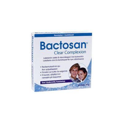 BACTOSAN CLEAR COMPLEXION X40 KAPS / 14 G