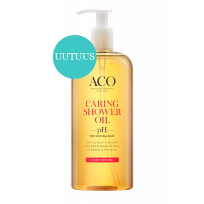 ACO Body Caring Shower oil 400 ml