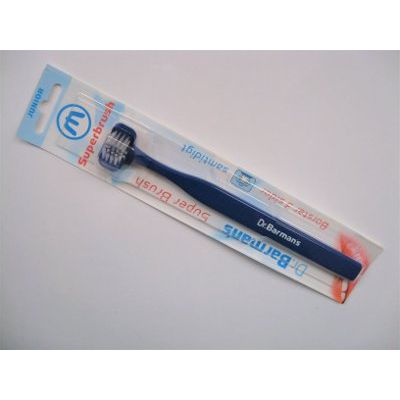 Dr Barmans Superbrush h.harja junior X1 kpl