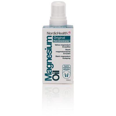 NordicHealth Magnesiumihosuihke Vahva 100 ml