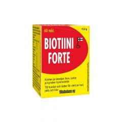 Biotiini Forte vet 60 tabl