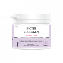 Biotin Collagen jauhe 100 g