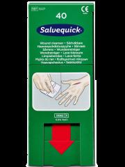 Salvequick Haavapyyhe 40 KPL